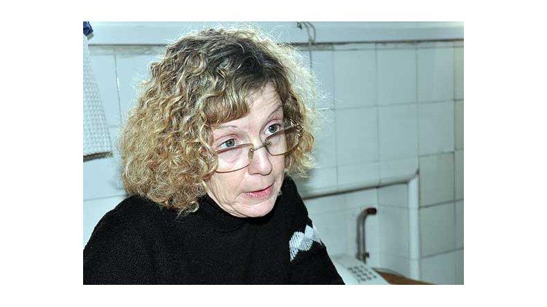 La especialista en Epidimiología, doctora María del Carmen Weiss. -Foto Archivo-.